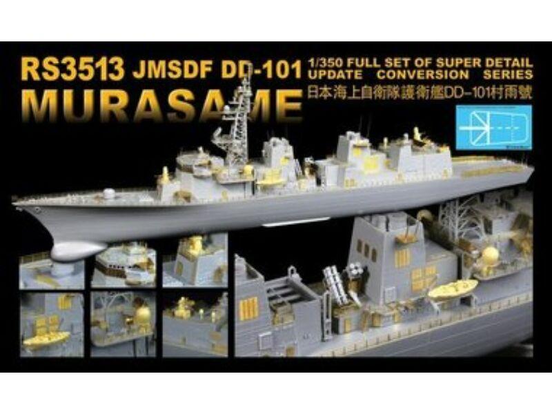 Lionroar 1//350 RS3513 JMSDF Murasame for Trumpeter