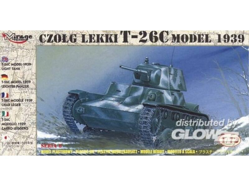 Mirage Hobby-72612 box image front 1