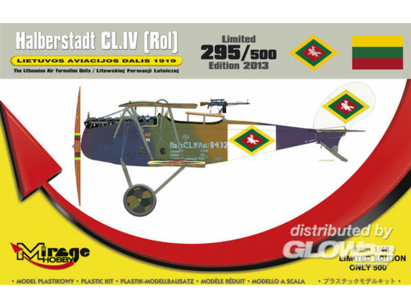 Mirage Hobby-480004 box image front 1