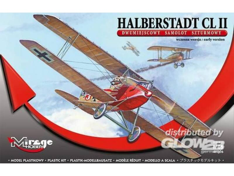 Mirage Hobby-481306 box image front 1