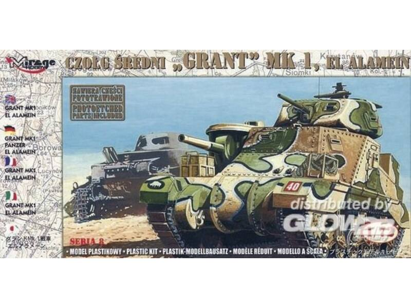 Mirage Hobby-728004 box image front 1