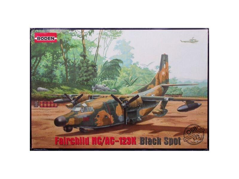 Roden Fairchild NC/AC-123K Provider 1:72 (058)