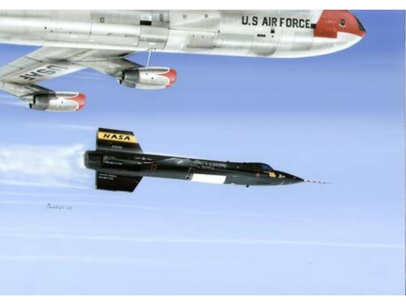 Special Hobby X-15-1 Eight XLR-11 Engines 1:32 (32029)