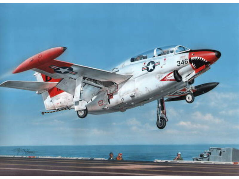 """Special Hobby T-2 Buckeye """"Red   White Trainer"""" 1:32 (32037)"""
