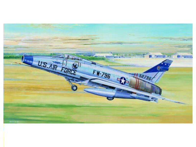 Trumpeter North American F-100D Super Sabre 1:32 (02232)