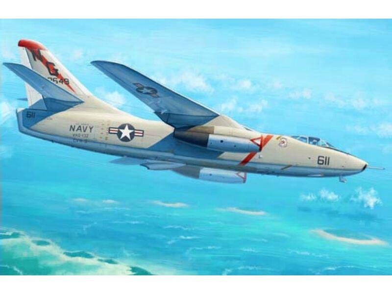 Trumpeter KA-3B Skywarrior Strategic Bomber 1:48 (02869)