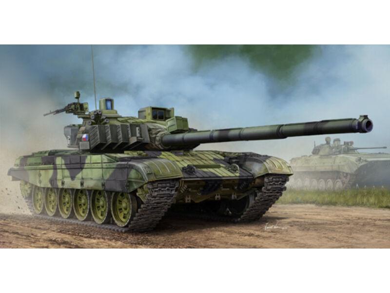 Trumpeter Czech T-72M4CZ MBT 1:35 (05595)