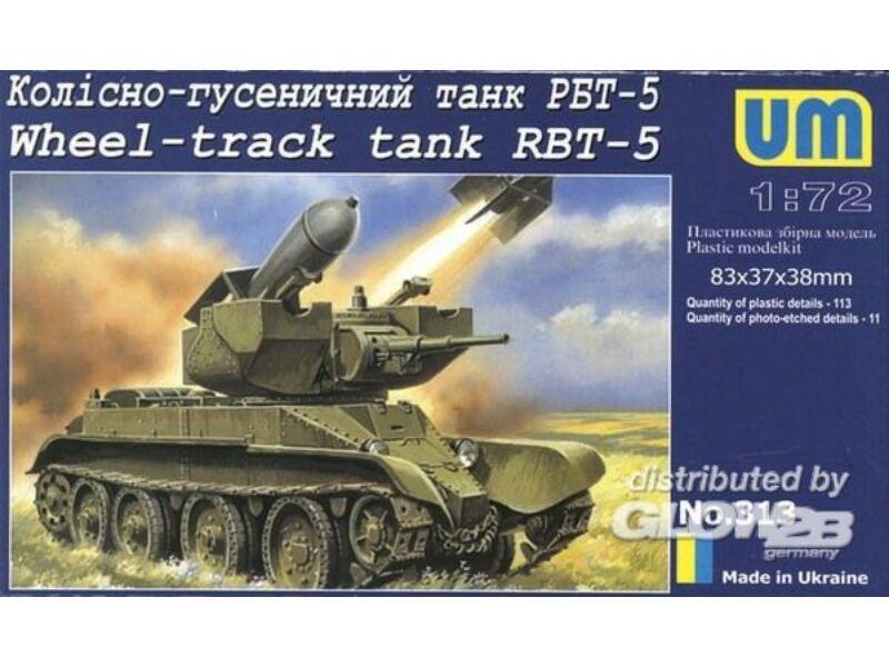 Unimodels-313 box image front 1