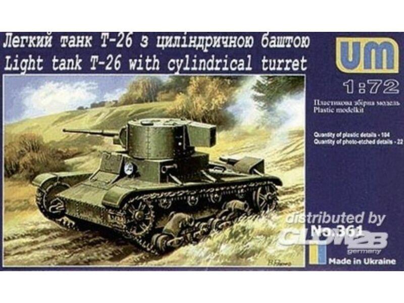 Unimodels-361 box image front 1