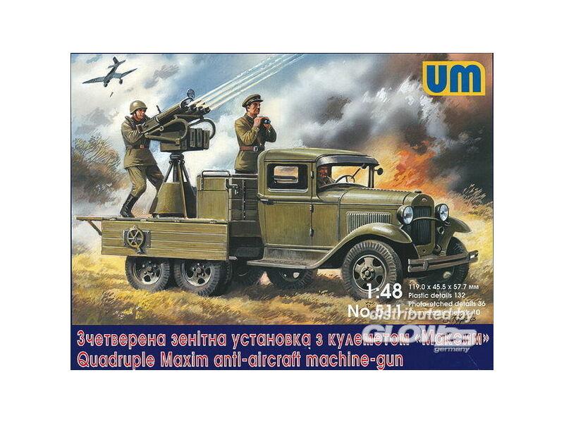 Unimodels-511 box image front 1