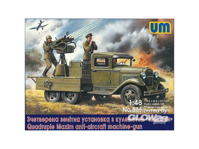Unimodels-511 box image front 1
