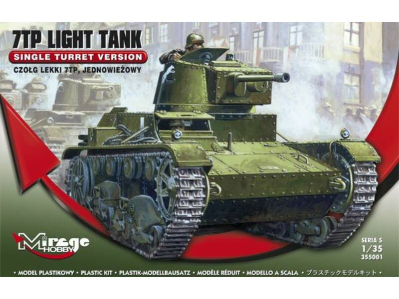 Mirage Hobby-355001 box image front 1