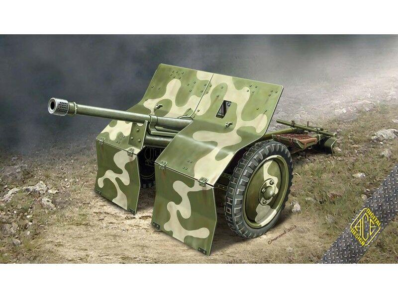 ACE PstK/36 Finnish 37mm anti-tank gun 1:72 (ACE72534)