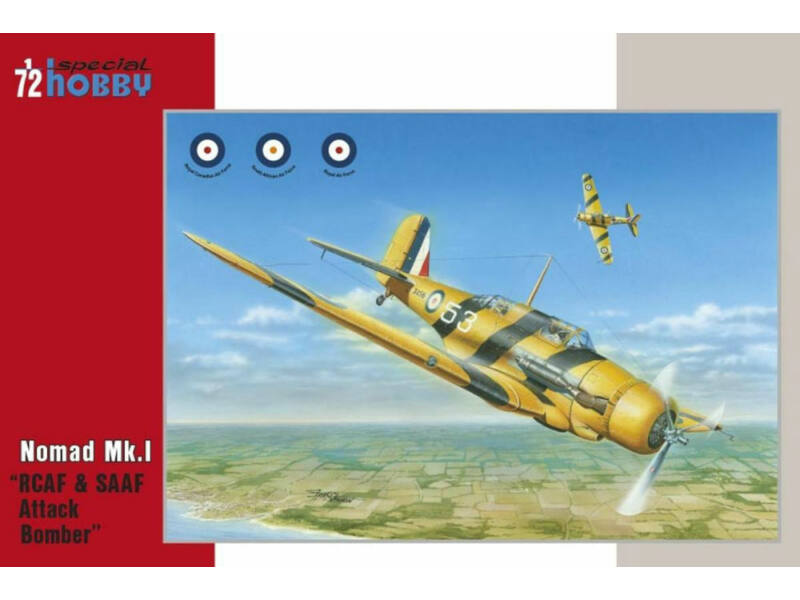 Special Hobby-72292 box image front 1