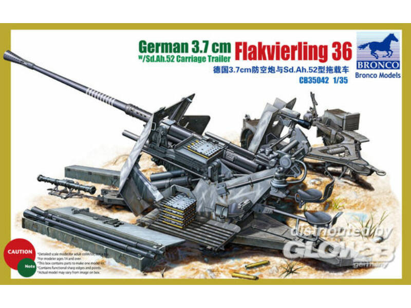 Bronco Models-CB35042 box image front 1