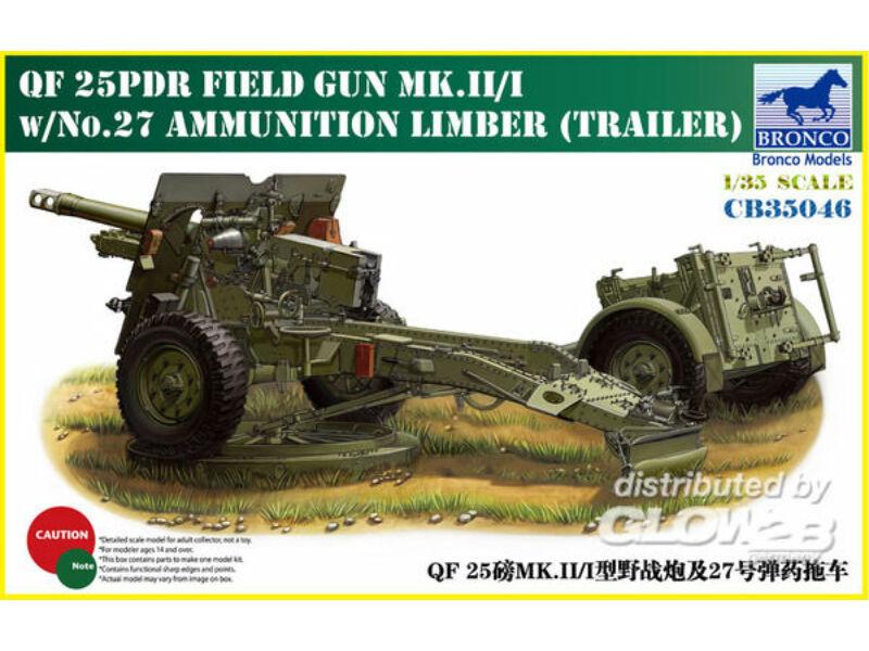 Bronco Models-CB35046 box image front 1