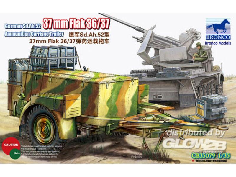 Bronco Models-CB35079 box image front 1