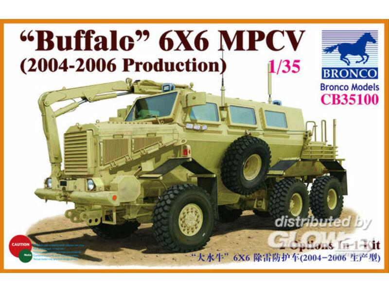 Bronco Models-CB35100 box image front 1