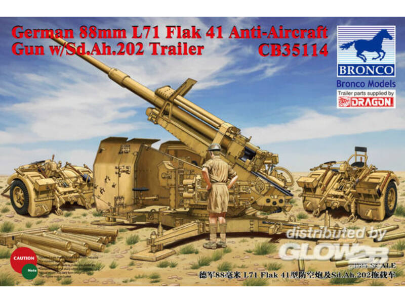 Bronco Models-CB35114 box image front 1