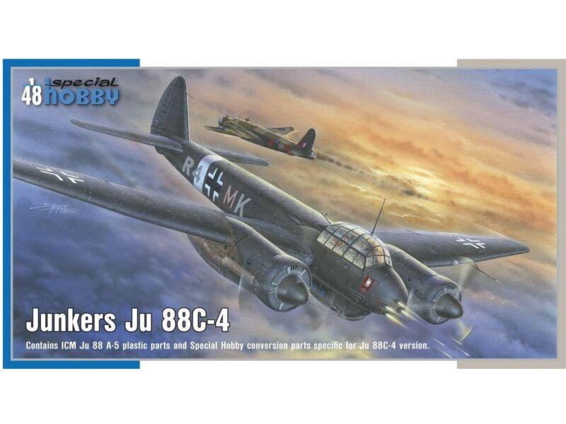 Special Hobby Junkers Ju 88C-4 Night Intruder 1:48 (48177)
