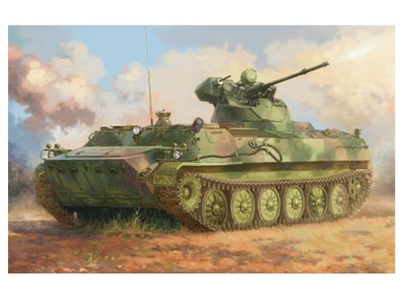 Trumpeter-05580 box image front 1