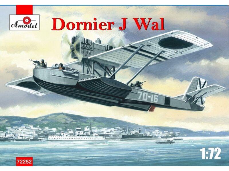 Amodel Dornier Do.J Wal Spain 1:72 (72252)