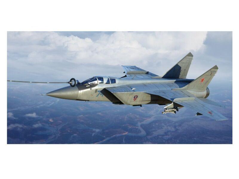 Trumpeter Russian MiG-31B/BM Foxhound 1:72 (01680)