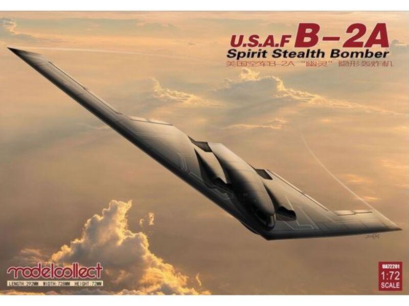 Modelcollect USAF B-2A Spirit Stealth Bomber 1:72 (UA72201)