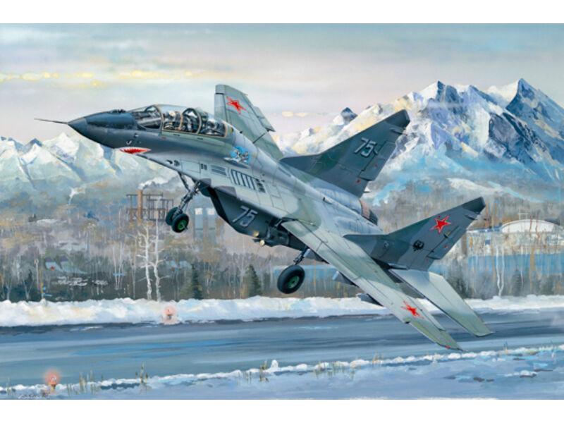 Trumpeter Russian MIG-29UB Fulcrum 1:32 (03226)