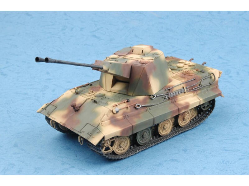Trumpeter-07124 box image front 1