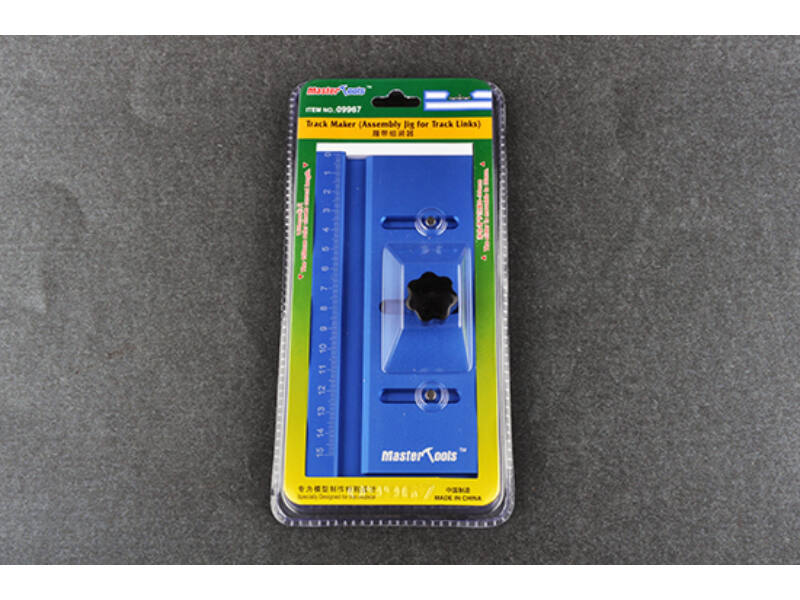 Master Tools Track Maker (Assembly Jig for Track Links) (09967)