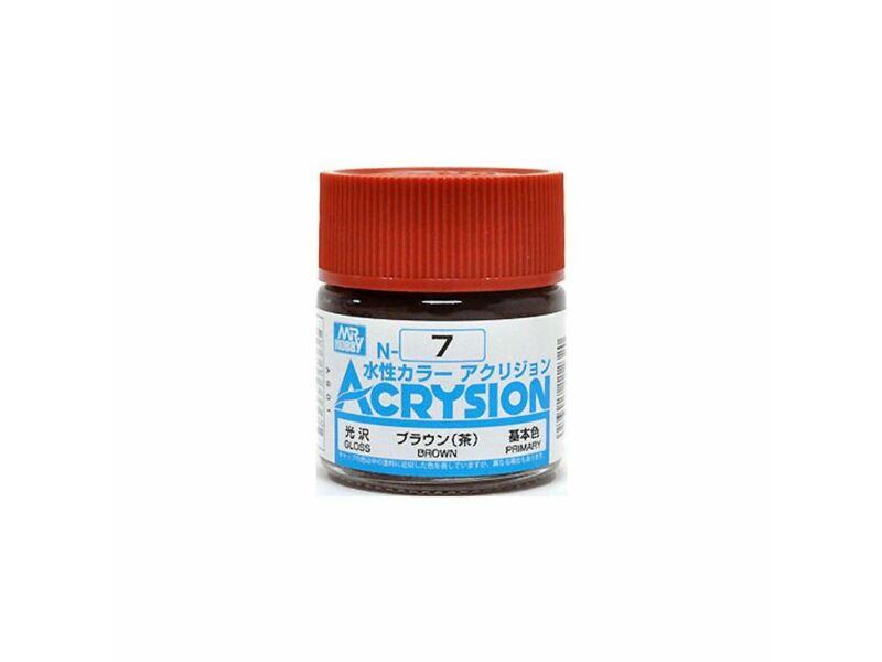 Mr.Hobby Acrysion N-007 Brown
