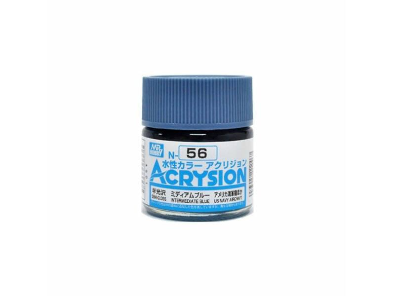 Mr.Hobby Acrysion N-056 Intermediate Blue