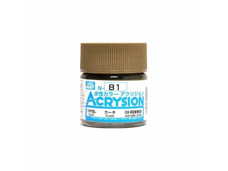 Mr.Hobby Acrysion N-081 Khaki