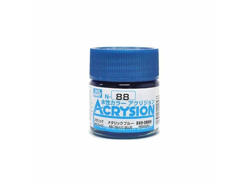 Mr.Hobby Acrysion N-088 Metallic Blue