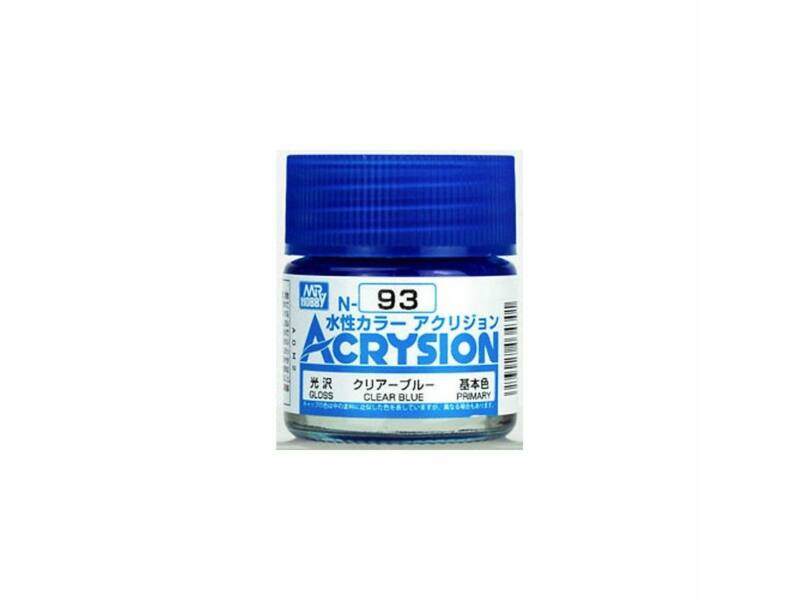 Mr.Hobby Acrysion N-093 Clear Blue