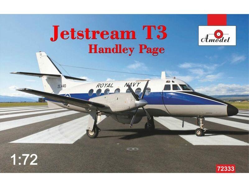 Amodel Jetstream T3 Handley Page 1:72 (72333)