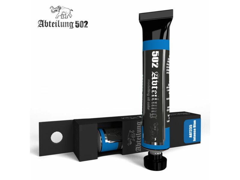 Abteilung502 Intense Blue (intenzív kék színű olajfesték) ABT235