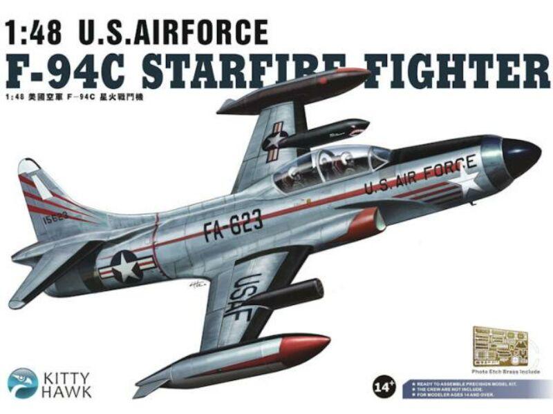 Kitty Hawk-KH80101 box image front 1