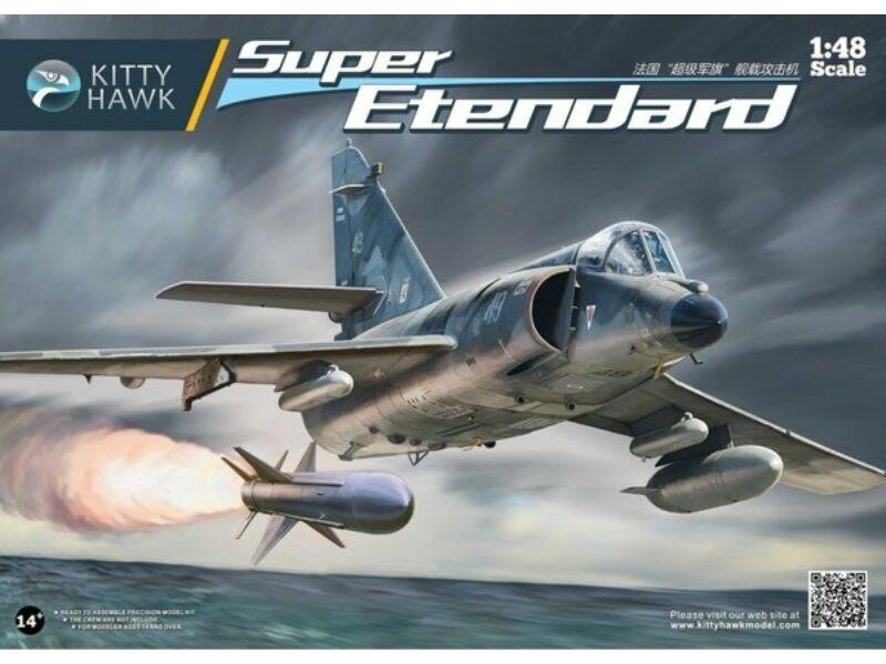 Kitty Hawk Super Etandard 1:48 (KH80138)