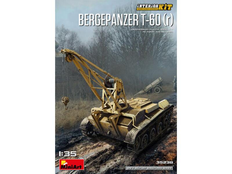 MiniArt Bergepanzer T-60(r) Interior Kit 1:35 (35238)