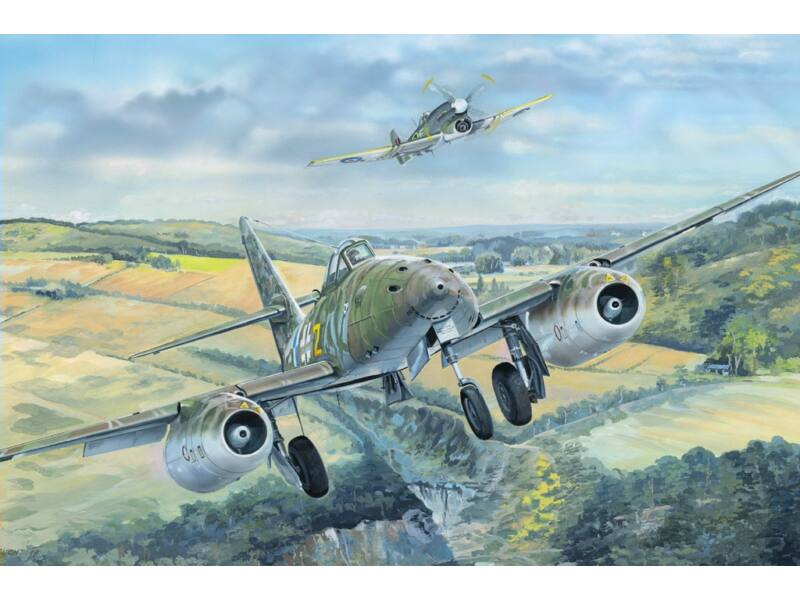Hobby Boss ME262 Fighter 1:18 (81805)