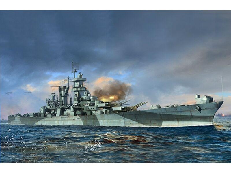 Trumpeter USS Alaska CB-1 1:700 (6738)