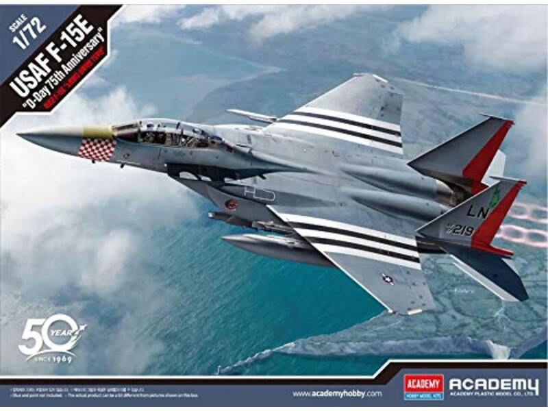 "Academy USAF F-15E ""D-Day 75th Anniversary"" 1:72(12568)"