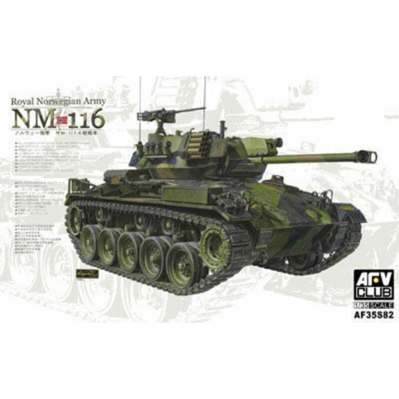 AFV-Club NM 116 Royal Norwegian Army 1:35 (AF35S82)