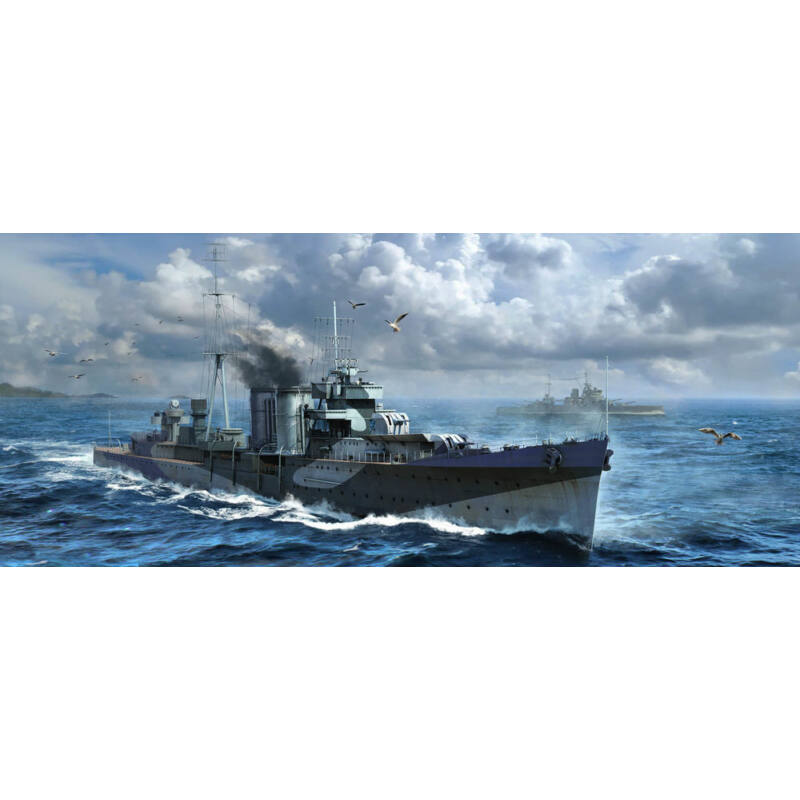 Trumpeter HMS Colombo 1:350 (05363)