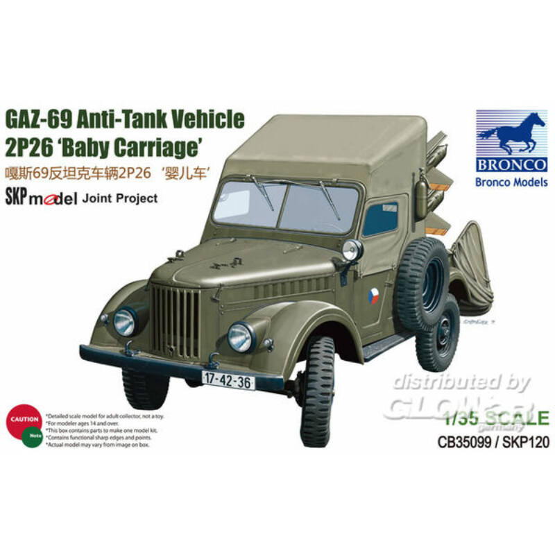 Bronco Models-CB35099 box image front 1