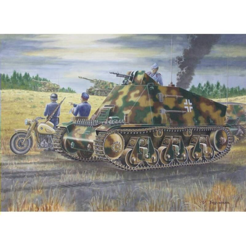 Trumpeter-00355 box image front 1