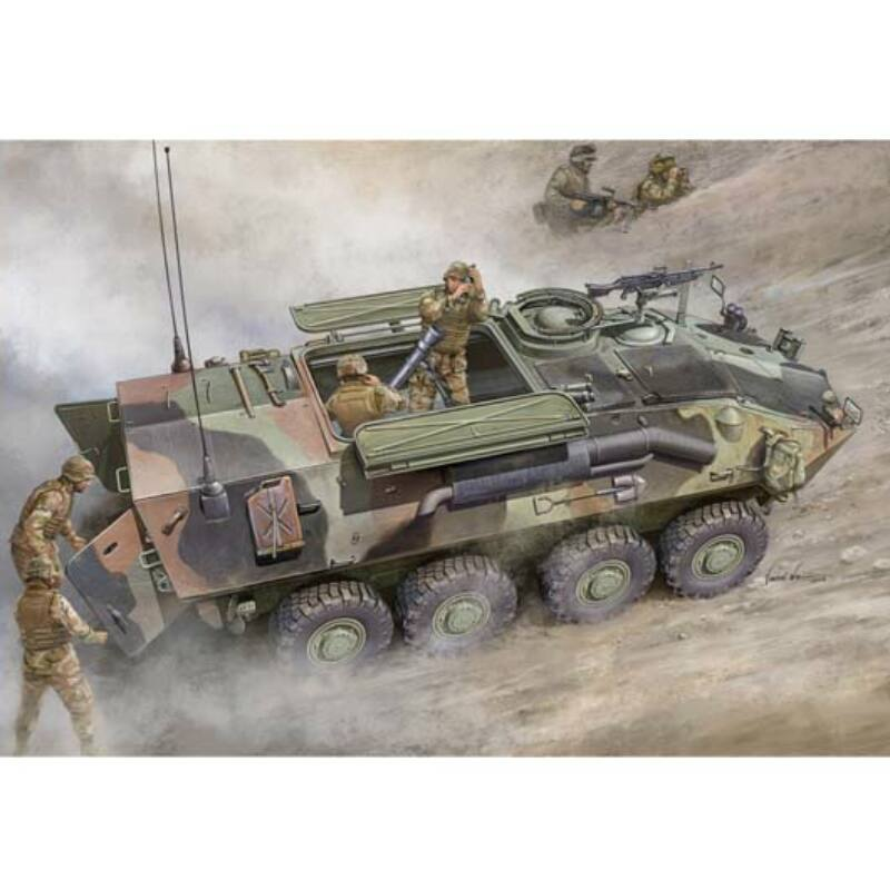 Trumpeter-00391 box image front 1
