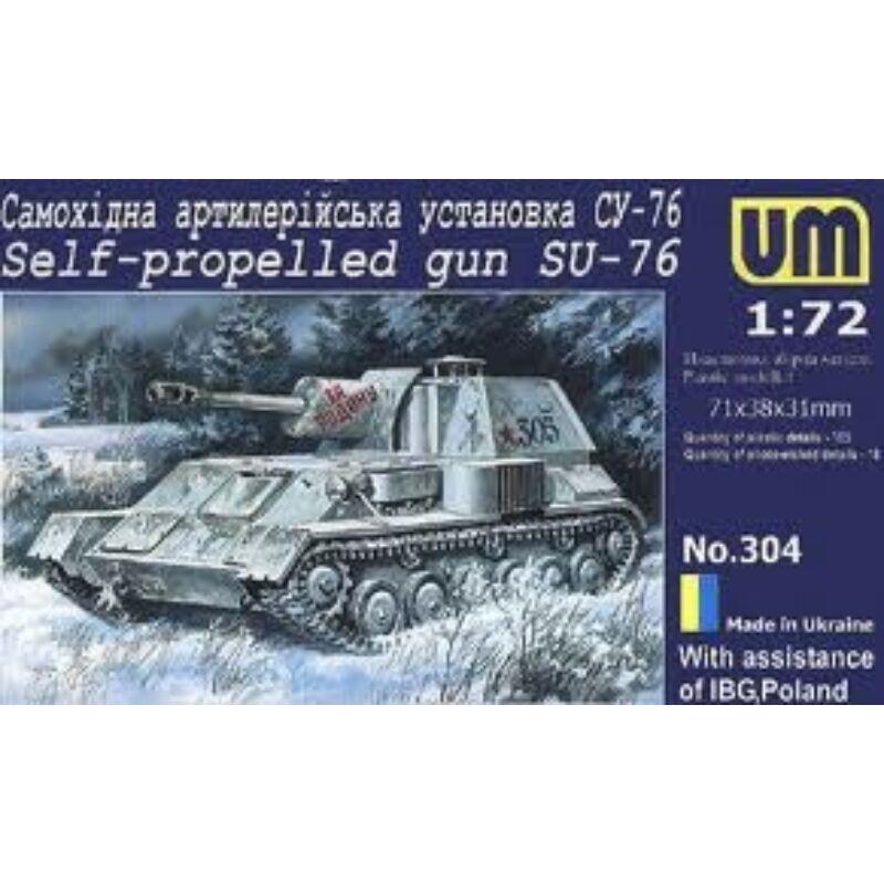 Unimodels-304 box image front 1